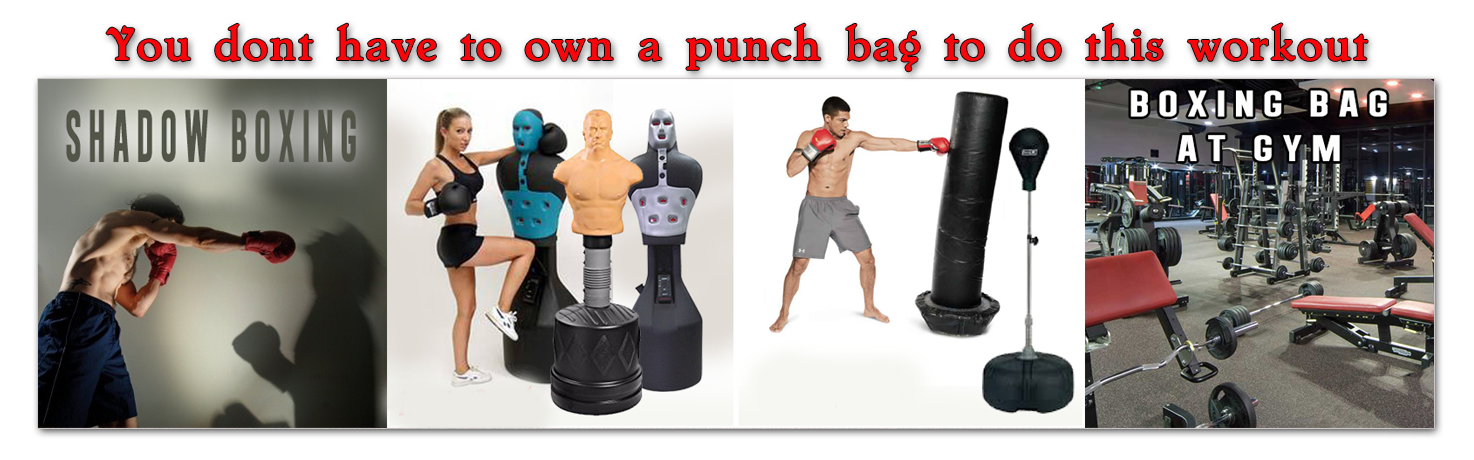 good quality shop multiple colors Boxing Training at home or the gym - iBoxing Rounds by ...